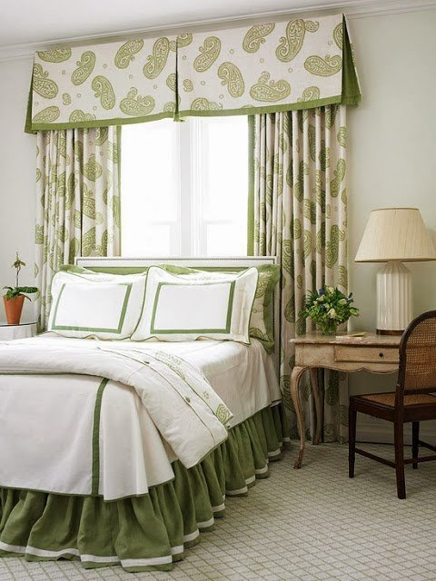 Best 21 Rosemary Lane 10 Ideas Plus One For A Green And White Bedroom Makeover With Pictures