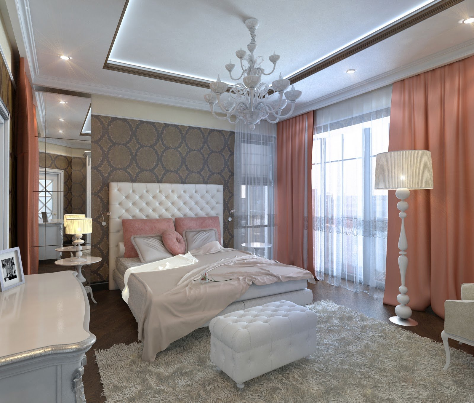 Best 3D Design Bedroom Art Deco With Pictures