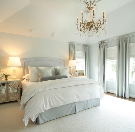 Best The Peak Of Très Chic Clean Serene Bedroom Retreats With Pictures