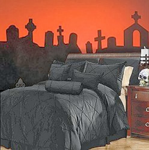 Best Nyc Mattress Scary Bedroom Decor For Halloween With Pictures