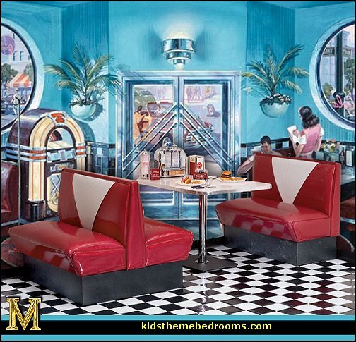 Best Decorating Theme Bedrooms Maries Manor 50S With Pictures