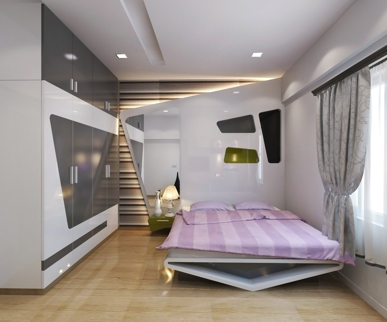 Best Shanth 3D Master Bedroom With Pictures