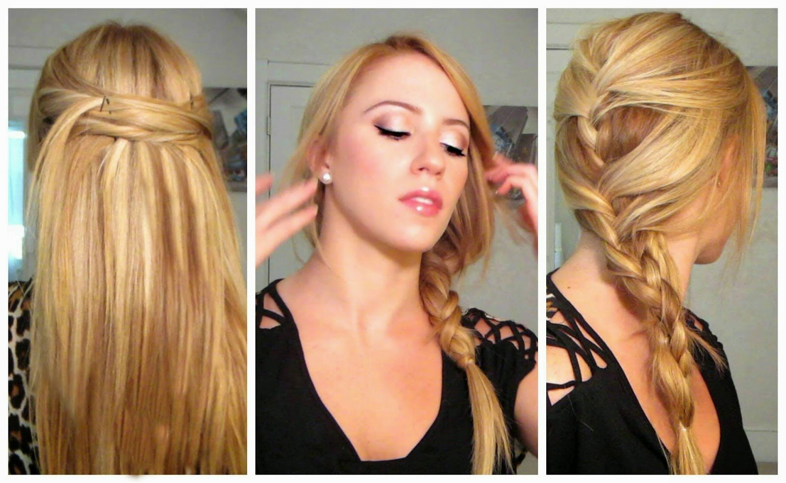 Free Easy Hairstyles Pictures Perfect Hairstyles Wallpaper