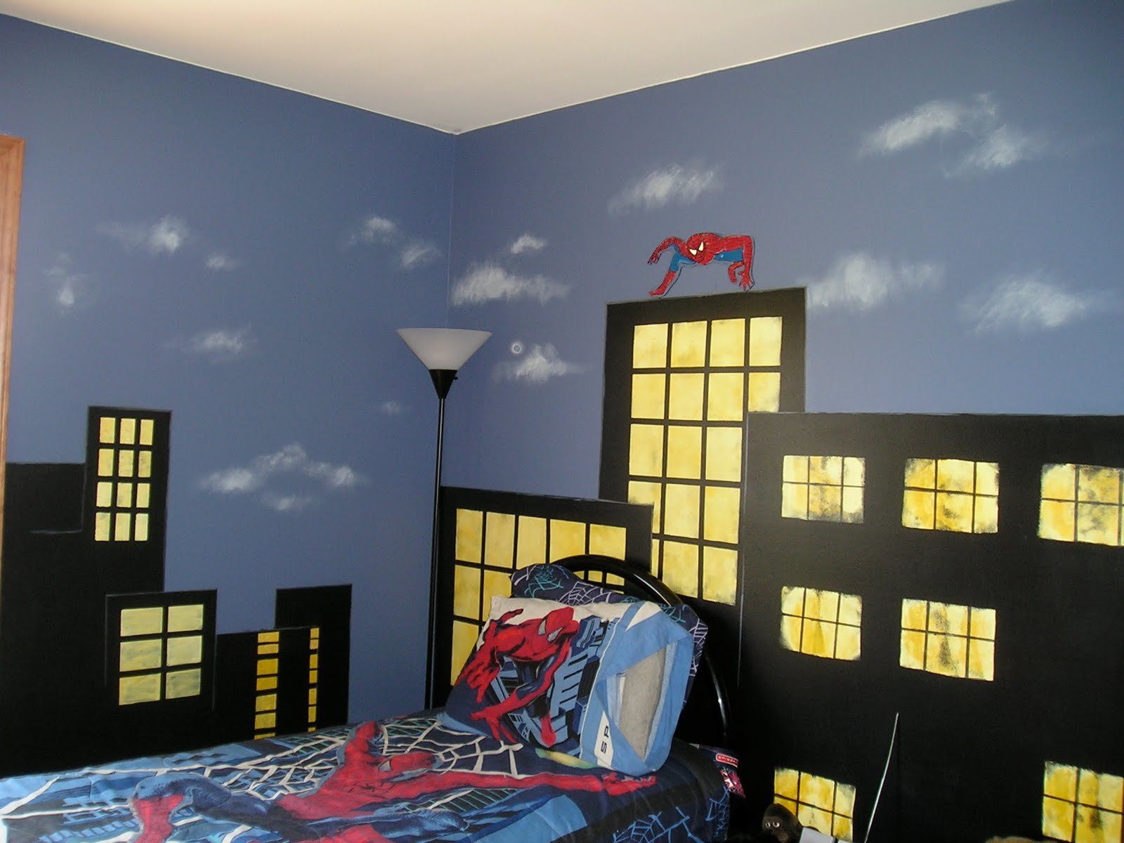 Best Jennifer D Rizzo Designs Boy S Room Murals With Pictures