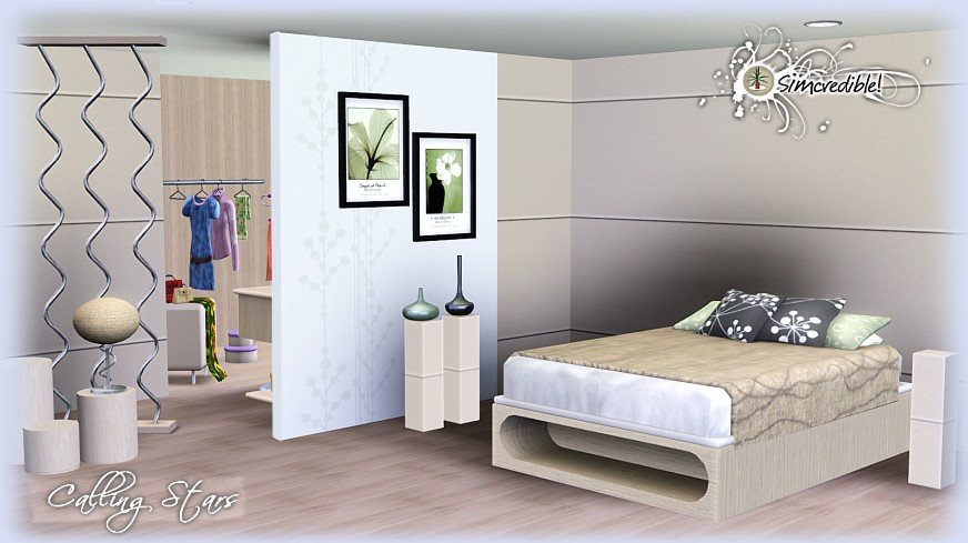 Best My Sims 3 Blog Calling Stars Bedroom Set By Simcredible With Pictures
