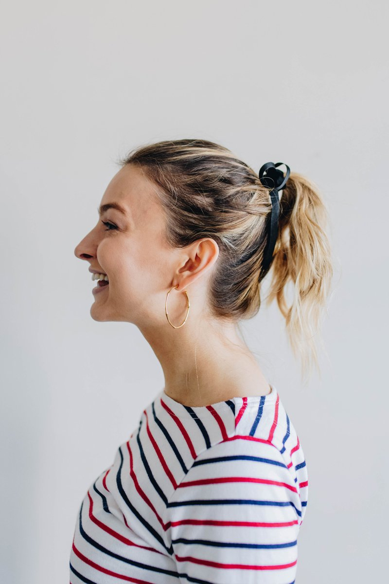 Free 3 Stylish And Easy Third Day Hairstyles To Try Coco S Wallpaper