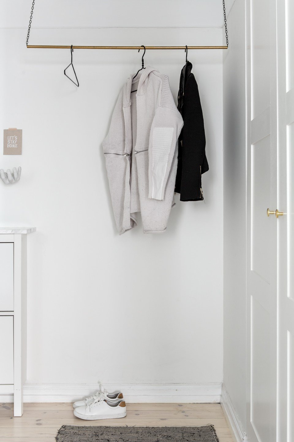 Best Home With A Grey Kitchen And Brass Details Coco Lapine Designcoco Lapine Design With Pictures