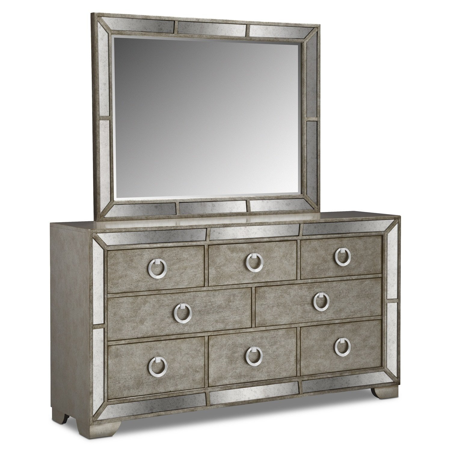 Best Blair Dresser Mirror Furniture Com With Pictures
