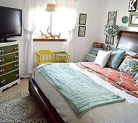 Best An Eclectic Cottage Bedroom Makeover Hometalk With Pictures