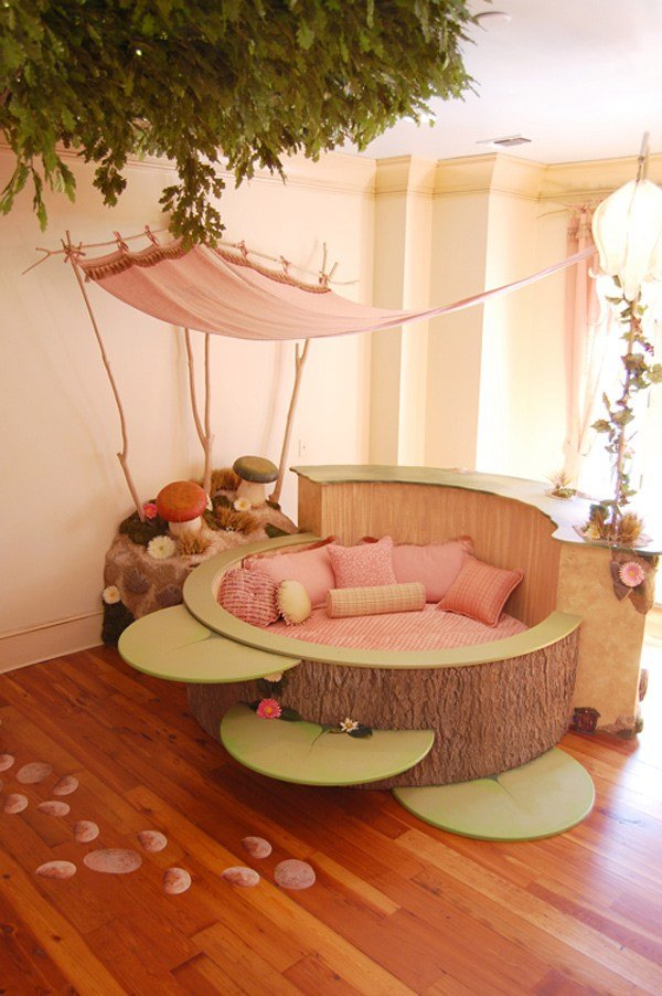 Best Fantasy Fairy Tale Bedroom Interior Designs For Kids With Pictures