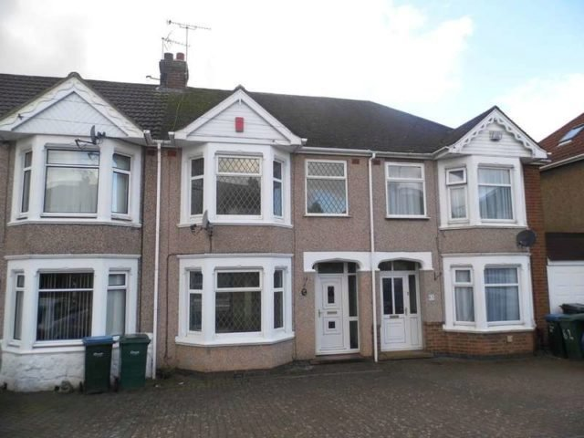 Best 3 Bedroom Terraced House To Rent In Byfield Road Coventry Cv6 With Pictures