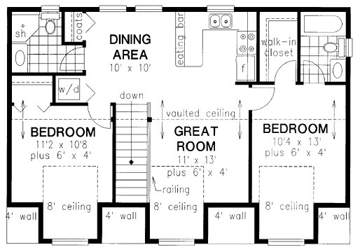 Best Garage Plan 58568 At Familyhomeplans Com With Pictures
