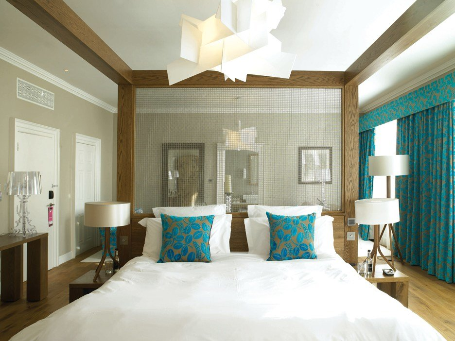 Best Home Design Idea Bedroom Decorating Ideas Using Teal And With Pictures