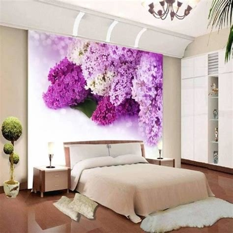 Best Bedroom Creative Wall Mural Inspiration Fascinating With Pictures