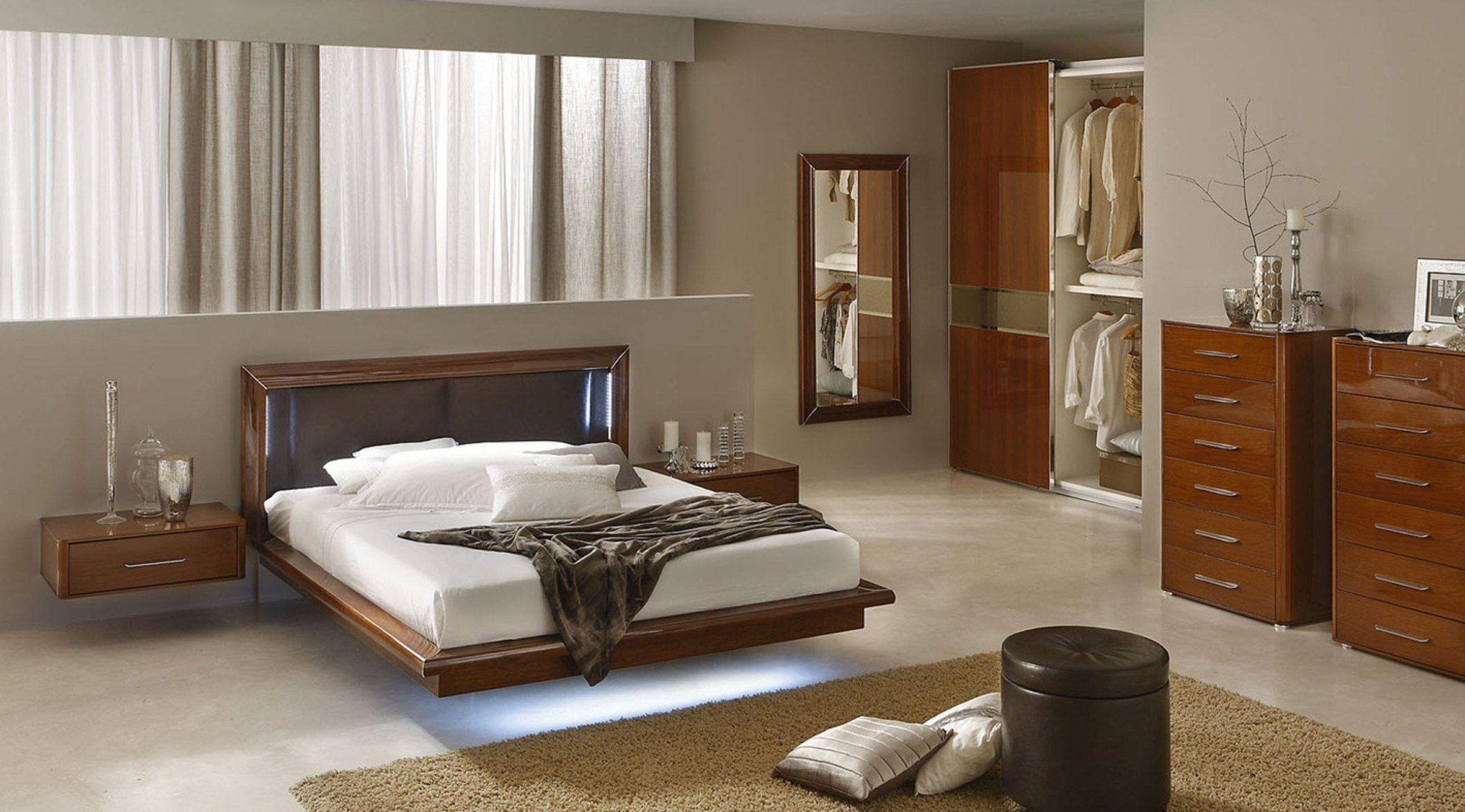 Best Sky Modern Italian Bedroom Set N Contemporary With Pictures
