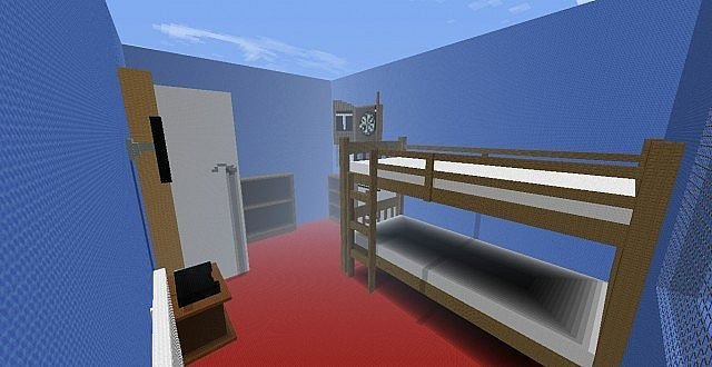 Best Big Bedroom Project 1Inch 1Block Scale Minecraft Project With Pictures