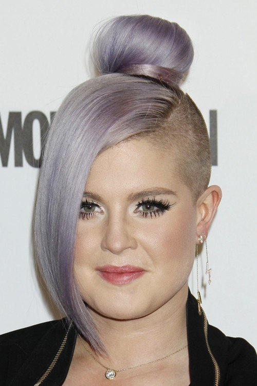 Free Kelly Osbourne S Hairstyles Hair Colors Steal Her Style Wallpaper