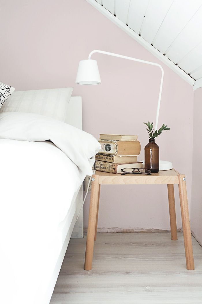Best Interior Trend Soft Pink Walls Cate St Hill With Pictures