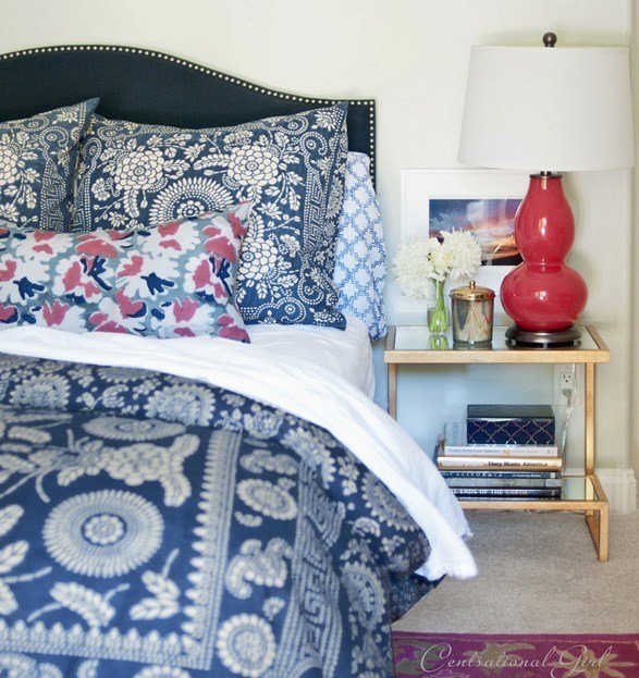 Best Guest Room Finishing Touches Centsational Girl With Pictures