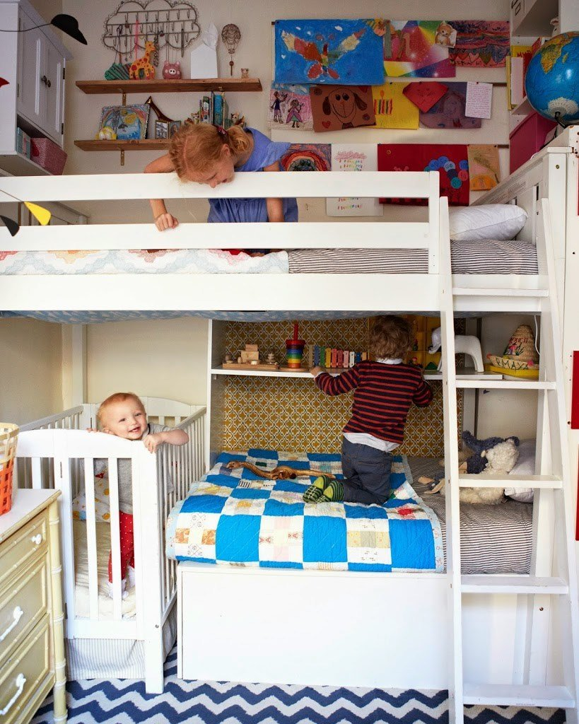 Best Shared Kids Rooms A Cup Of Jo With Pictures