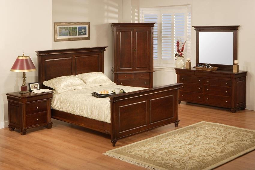 Best Canadiana Classic Solid Wood Bedroom Collection Canadiana With Pictures