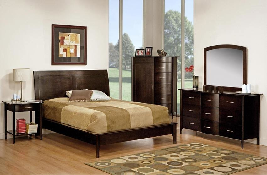 Best Demi Lune Solid Wood Bedroom Collection Demi Lune Solid With Pictures