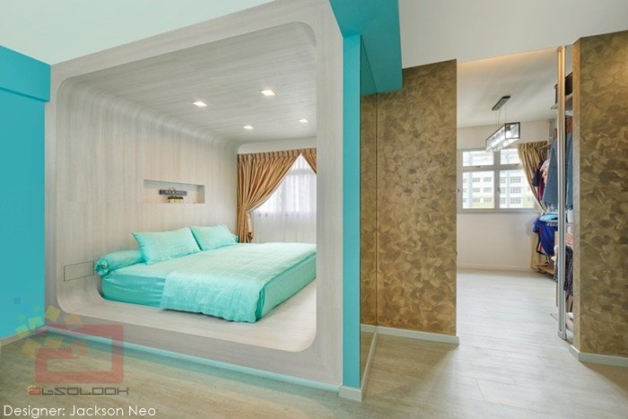 Best 10 Stylish Hdb Bedrooms In Singapore You Won T Mind Sleeping In With Pictures