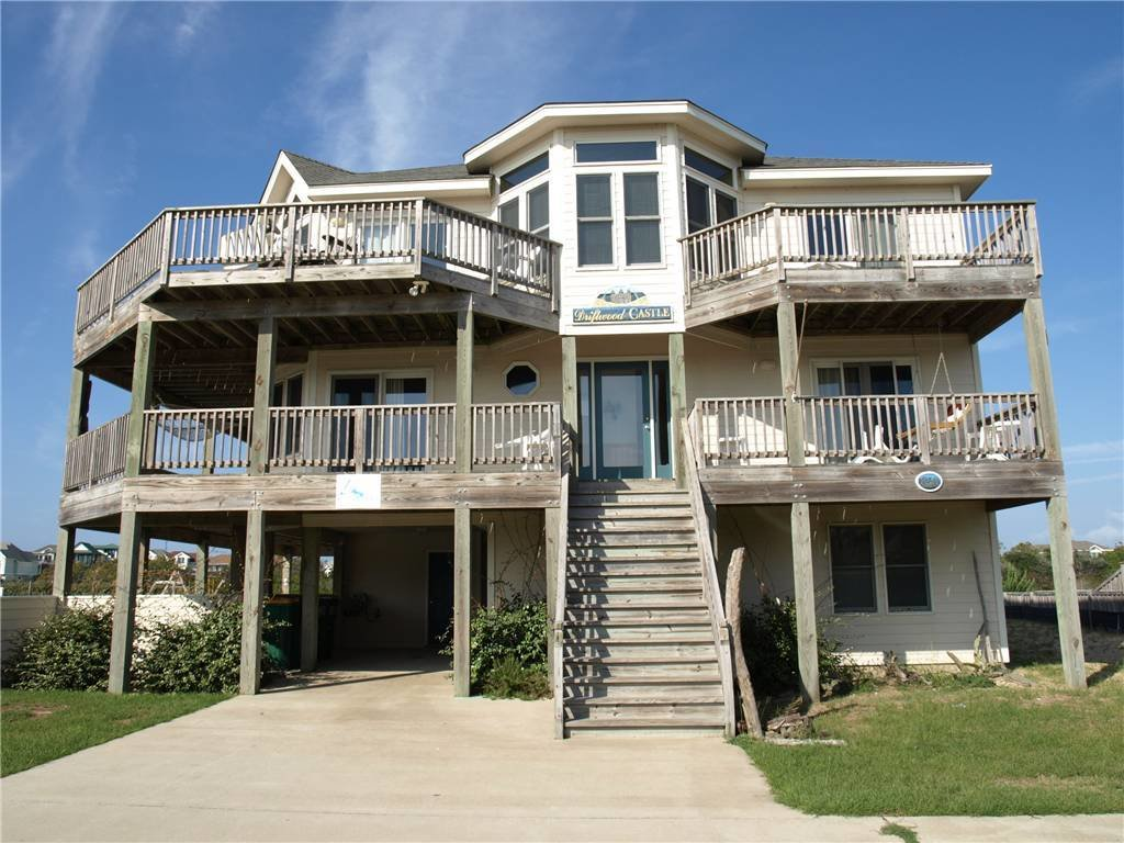 Best Outer Banks Vacation Rental Six Bedroom House Ocean Side With Pictures