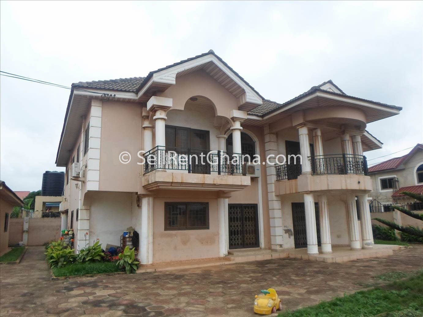Best 6 Bedroom House For Sale In Spintex Sellrent Ghana With Pictures