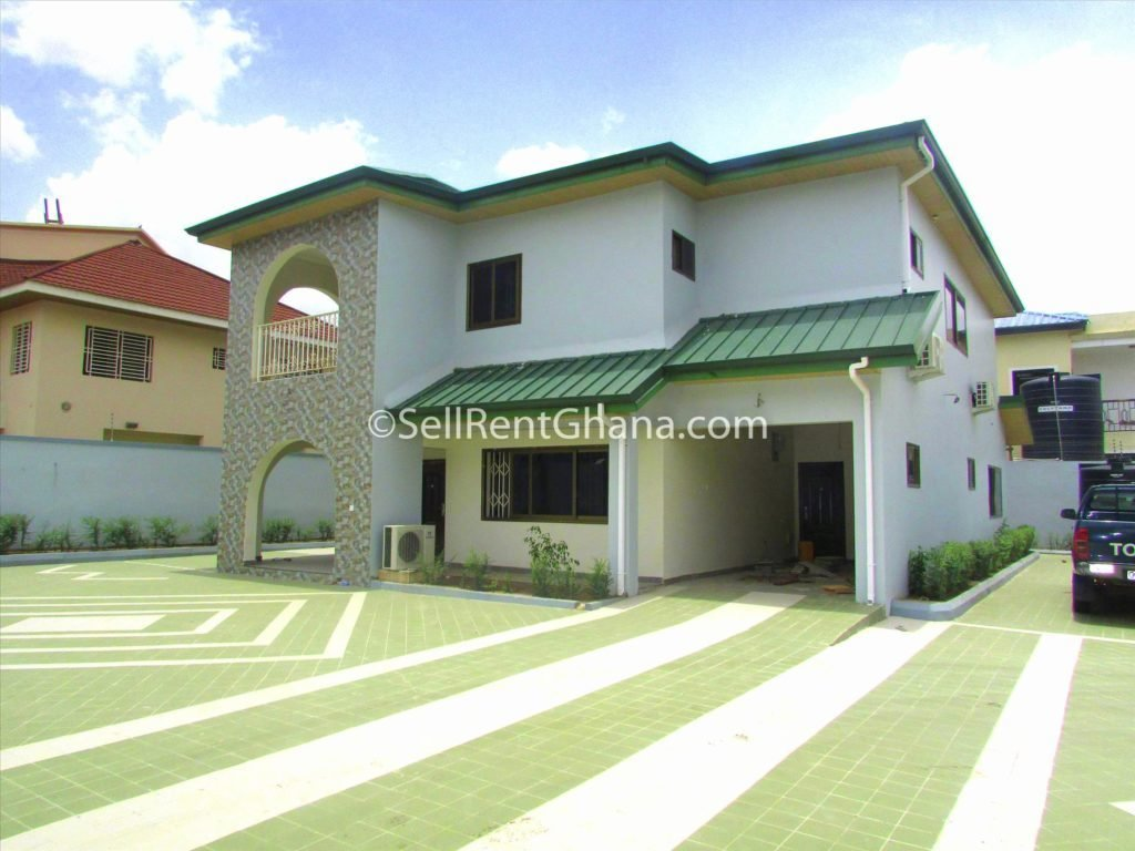 Best 5 Bedroom Townhouse 2 Staff Quarters For Rent Sellrent With Pictures