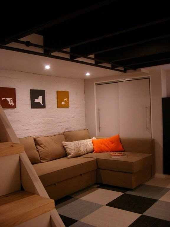 Best Unfinished Basement Bedrooms On A Budget Home With Pictures