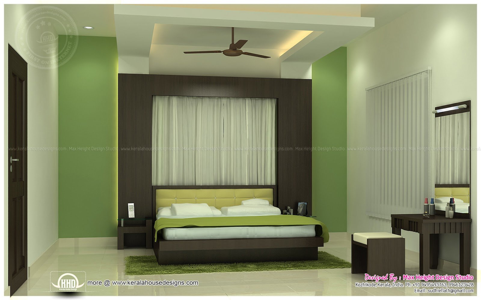 Best Beautiful Interior Ideas For Home Kerala Home Design And With Pictures