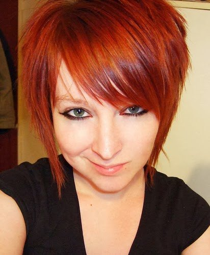 Free Hairstyle Elibrodepoesia Red Hair Color Wallpaper