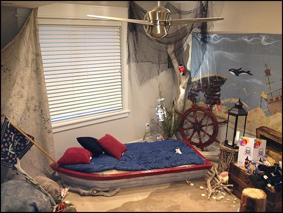 Best Decorating Theme Bedrooms Maries Manor Pirate Bedroom With Pictures