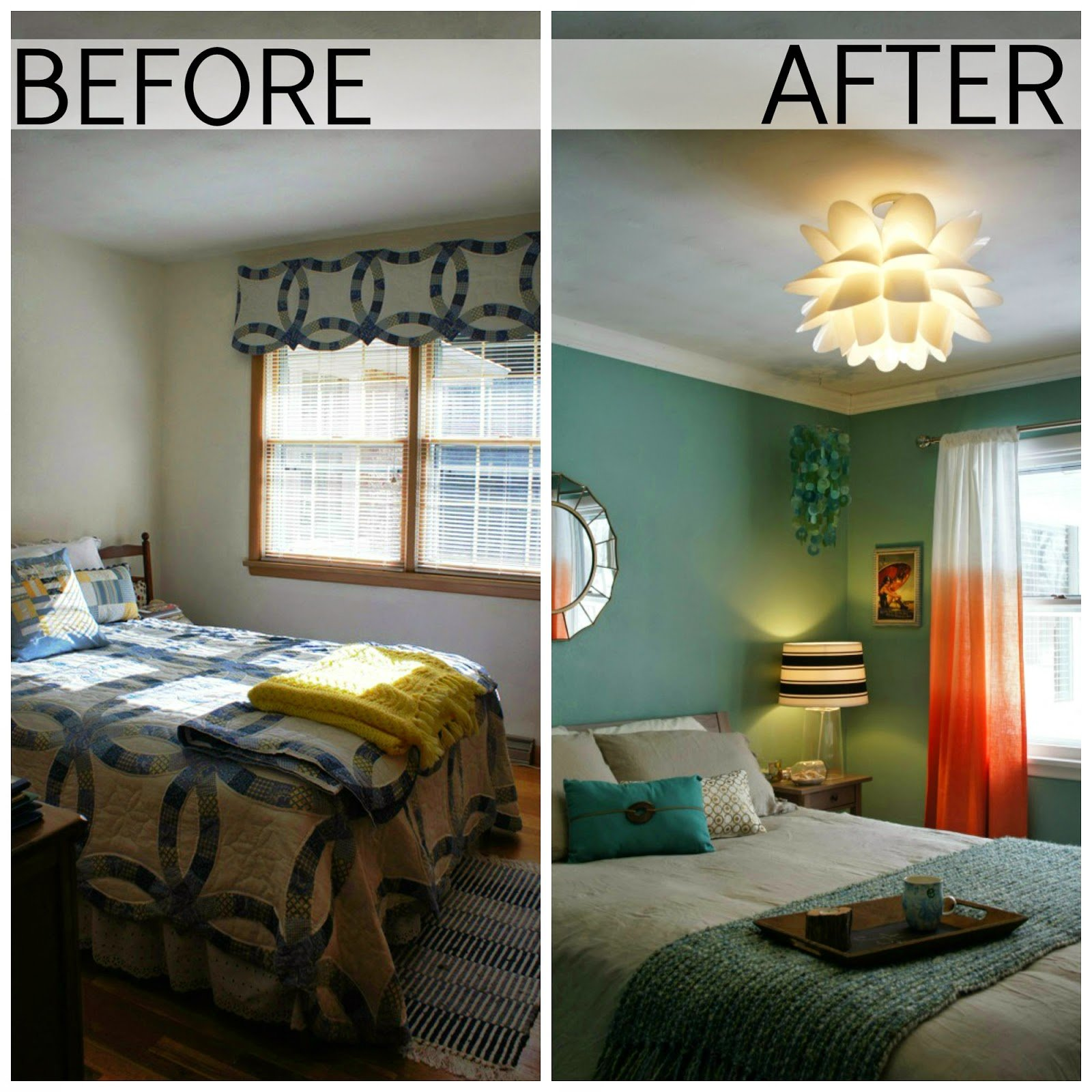 Best Guest Bedroom Before And After Living In Yellow With Pictures