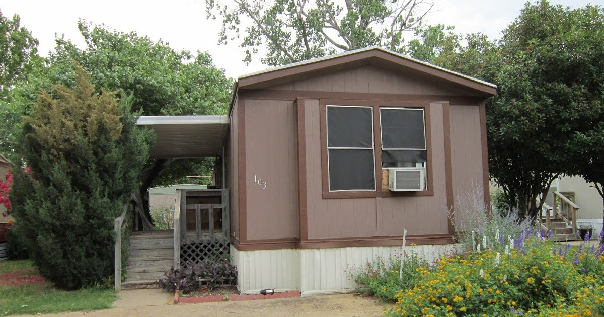 Best Dfw Mobile Homes Sold Under 695 2 Bedroom 2 Bath With Pictures