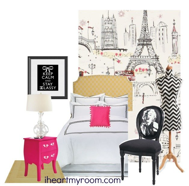 Best Paris Paris Wallpaper For Bedroom With Pictures