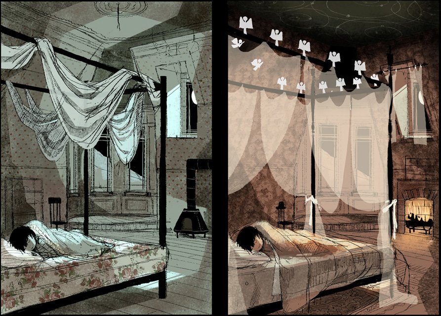 Best Living Lines Library Coraline 2009 Visual Development With Pictures