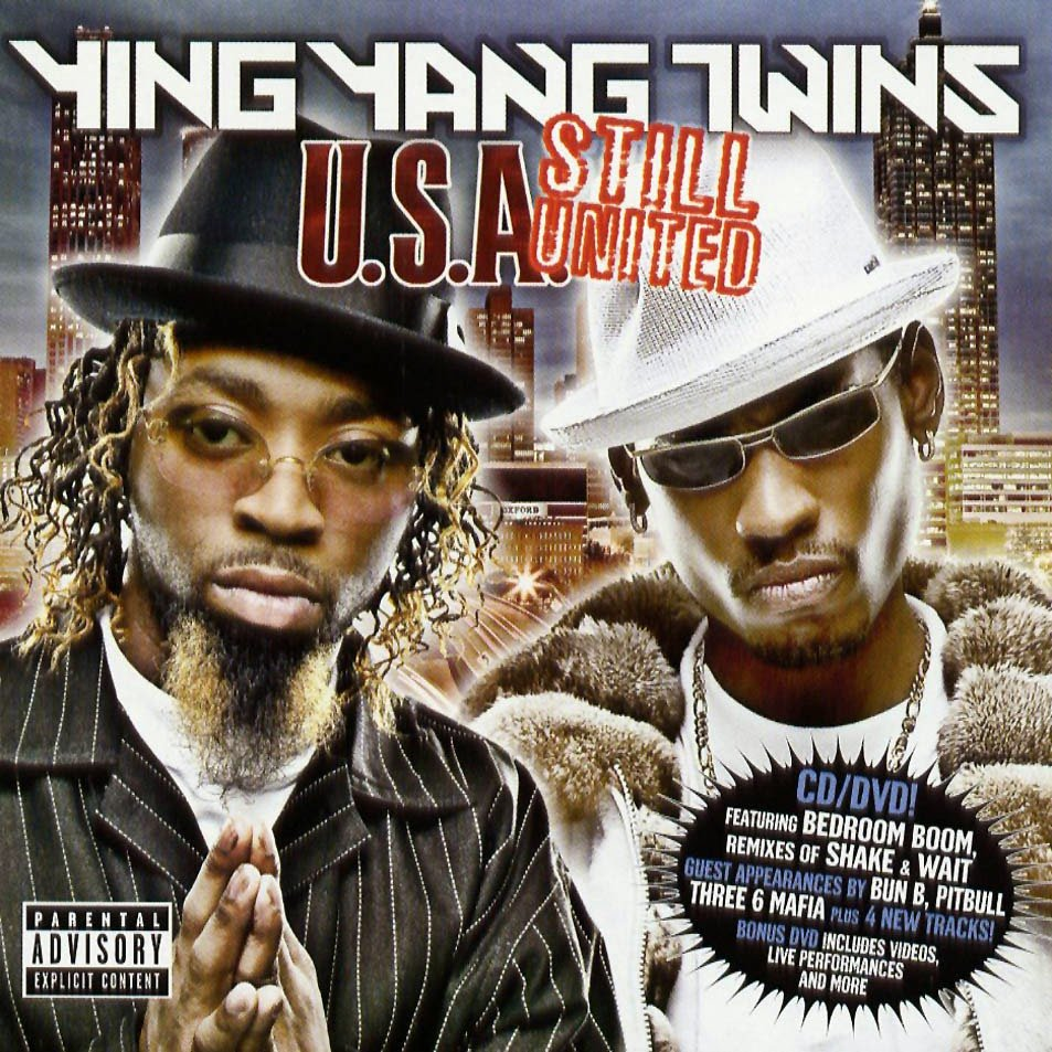 Best Rapwise Ying Yang Twins Usa Still United 320Kbps With Pictures