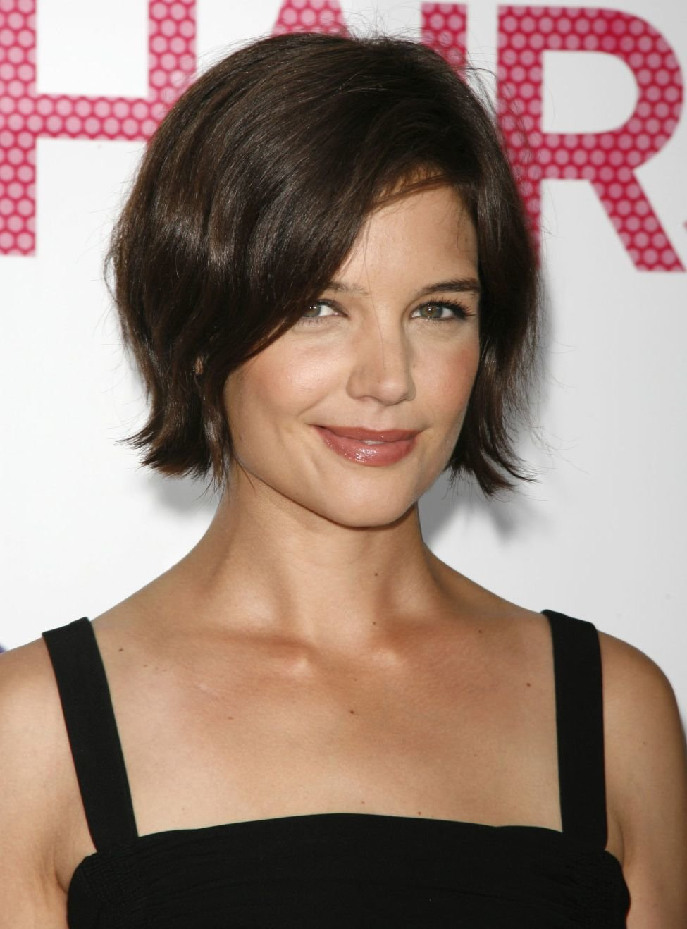 Free Celebrity Hairstyle Haircut Ideas Katie Holmes Haircut Hairstyles Wallpaper