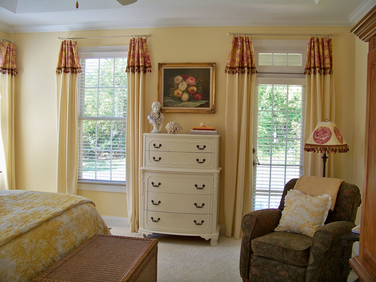 Best The Comforts Of Home Master Bedroom Curtain Reveal With Pictures