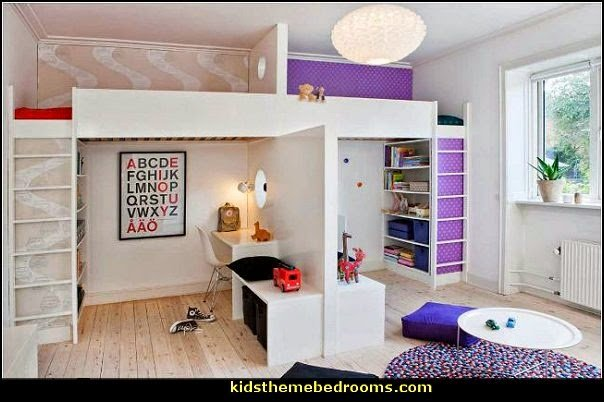 Best Decorating Theme Bedrooms Maries Manor Shared Bedrooms With Pictures