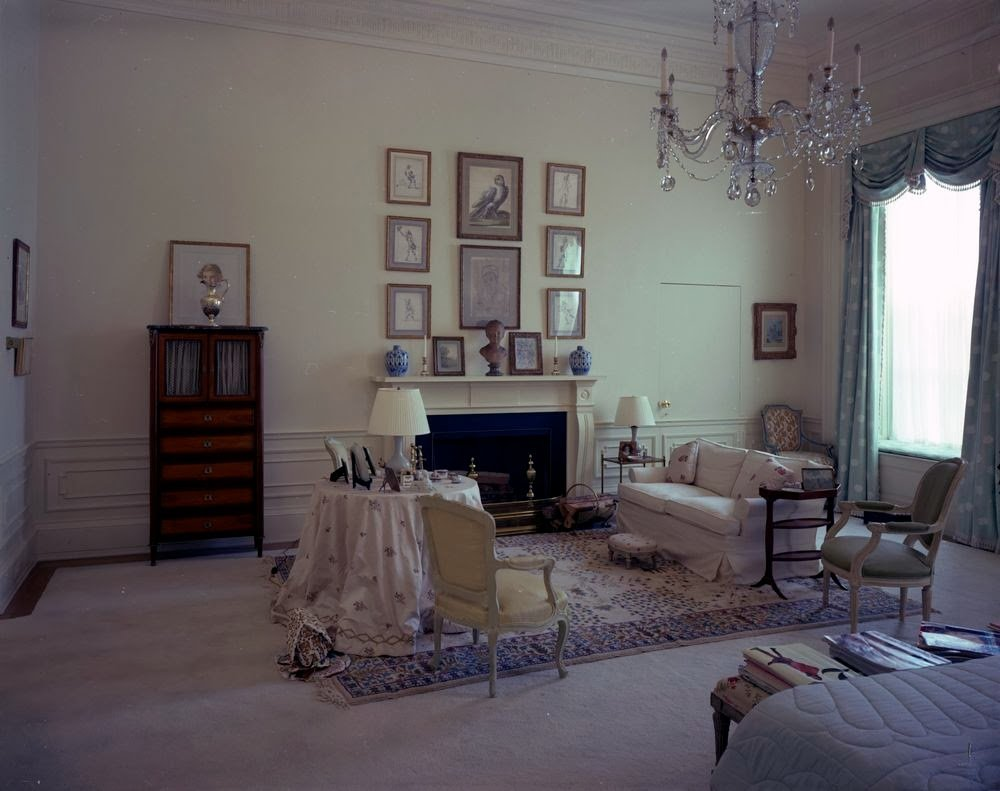 Best Kiki Nakita The White House Bedroom Of Jackie Kennedy Onassis With Pictures