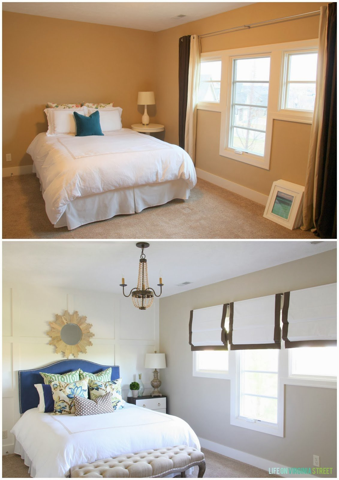 Best Guest Bedroom Updated Reveal Life On Virginia Street With Pictures