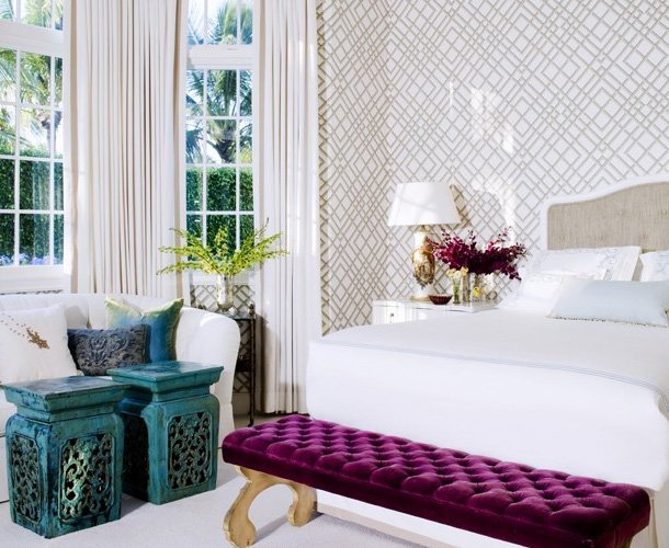 Best Purple And Turquoise Bedroom Ideas Home Decorating Ideas With Pictures