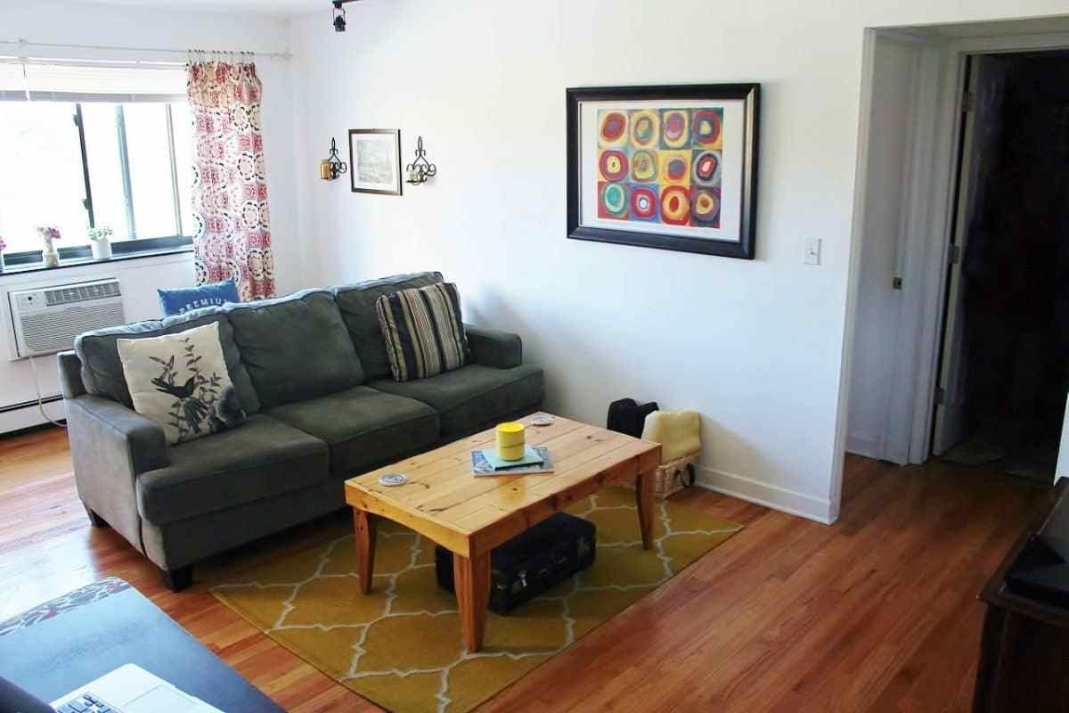 Best One Bedroom Chicago Apartment Tour Crafty Coin With Pictures