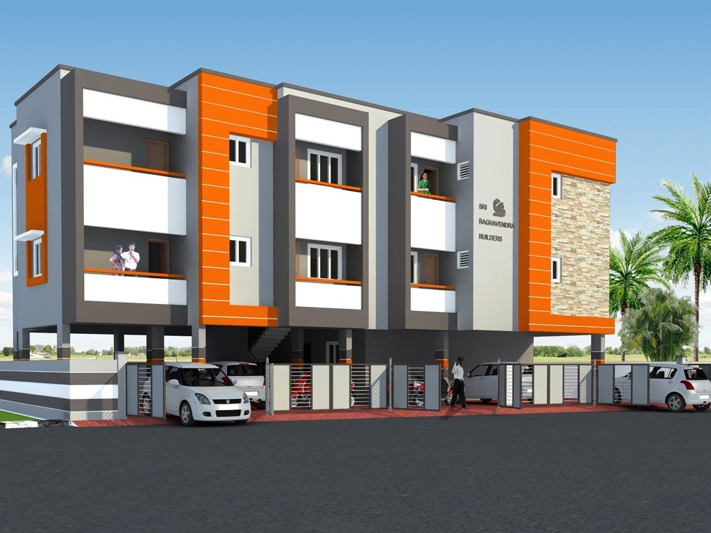 Best Star House Flats For Sale In Periyar Nagar 2 Bhk With Pictures