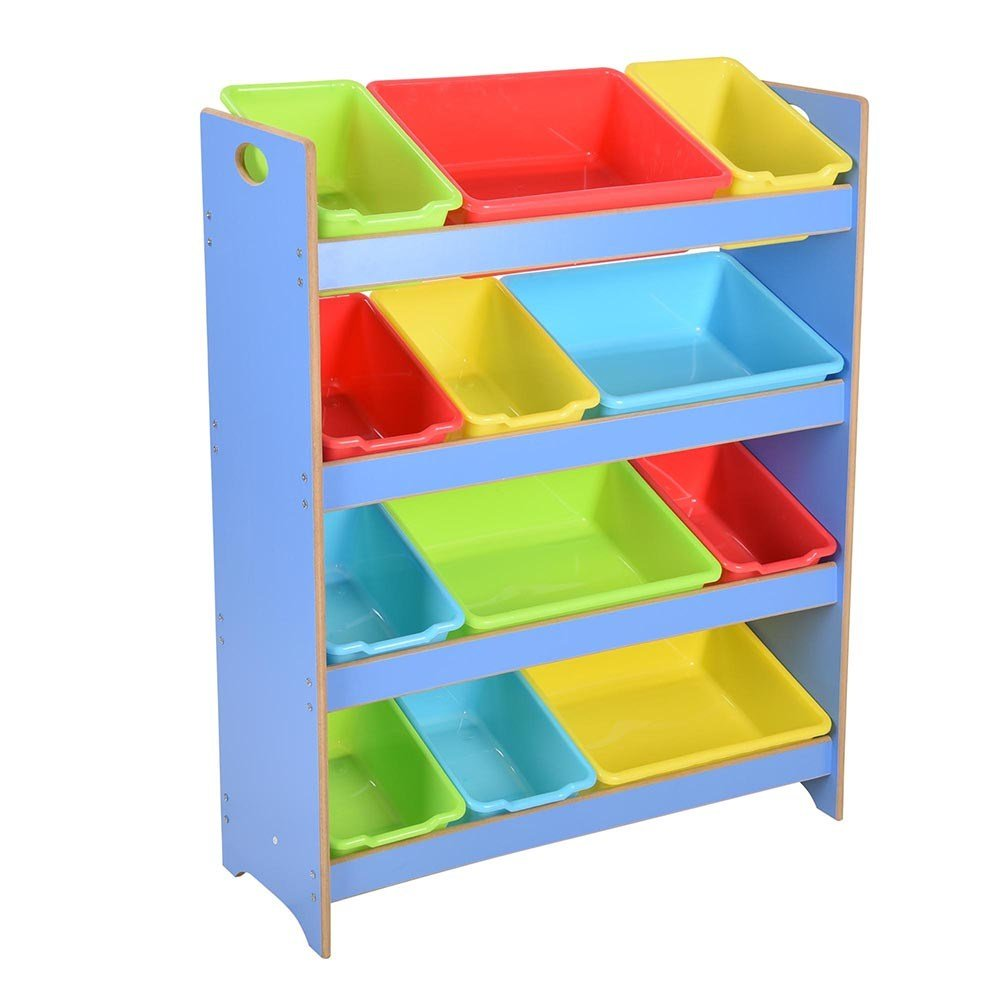Best Toy Bin Organizer Kids Childrens Storage Box Playroom With Pictures