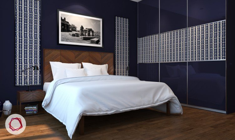 Best 5 Latest Wardrobe Designs For Small Indian Bedrooms With Pictures