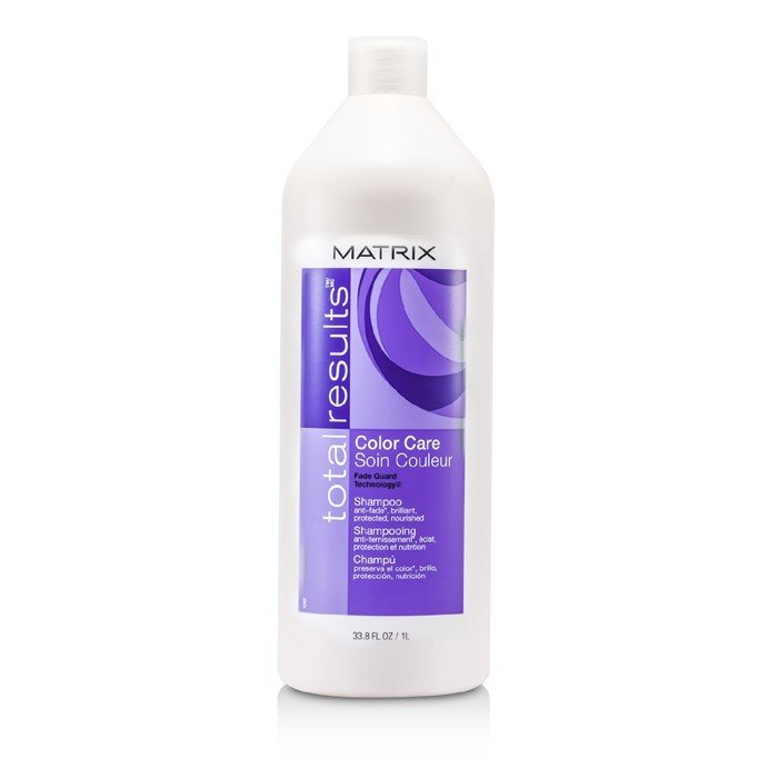 Free Matrix Total Results Color Care Shampoo For Dull Dry Wallpaper